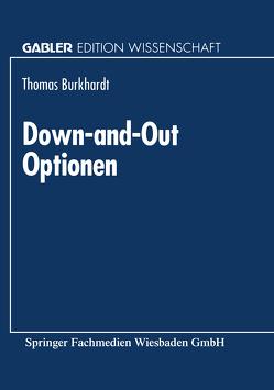 Down-and-Out Optionen von Burkhardt,  Thomas