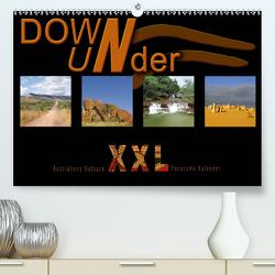 Down Under – Australiens Outback XXL (Premium, hochwertiger DIN A2 Wandkalender 2021, Kunstdruck in Hochglanz) von Redecker,  Andrea