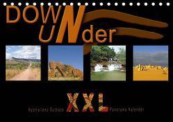 Down Under – Australiens Outback XXL (Tischkalender 2019 DIN A5 quer) von Redecker,  Andrea