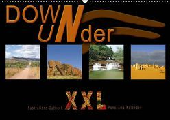 Down Under – Australiens Outback XXL (Wandkalender 2019 DIN A2 quer) von Redecker,  Andrea