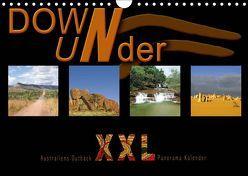 Down Under – Australiens Outback XXL (Wandkalender 2019 DIN A4 quer) von Redecker,  Andrea