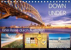Down Under – Eine Reise durch Australien (Tischkalender 2019 DIN A5 quer) von Seidenberg Photography,  Christian