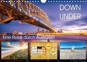 Down Under – Eine Reise durch Australien (Wandkalender 2018 DIN A4 quer) von Seidenberg Photography,  Christian
