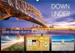Down Under – Eine Reise durch Australien (Wandkalender 2019 DIN A2 quer) von Seidenberg Photography,  Christian