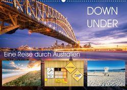 Down Under – Eine Reise durch Australien (Wandkalender 2020 DIN A2 quer) von Seidenberg Photography,  Christian