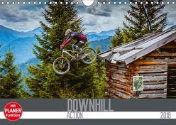 Downhill Action (Wandkalender 2018 DIN A4 quer) von Meutzner,  Dirk
