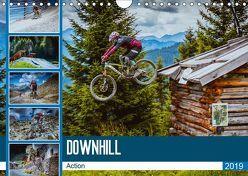 Downhill Action (Wandkalender 2019 DIN A4 quer) von Meutzner,  Dirk