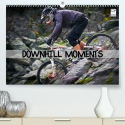 Downhill Moments (Premium, hochwertiger DIN A2 Wandkalender 2021, Kunstdruck in Hochglanz) von Meutzner,  Dirk
