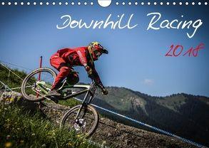 Downhill Racing 2018 (Wandkalender 2018 DIN A4 quer) von Fitkau,  Arne