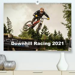 Downhill Racing 2021 (Premium, hochwertiger DIN A2 Wandkalender 2021, Kunstdruck in Hochglanz) von Fitkau Fotografie & Design,  Arne