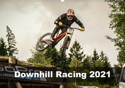 Downhill Racing 2021 (Wandkalender 2021 DIN A2 quer) von Fitkau Fotografie & Design,  Arne