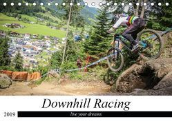 Downhill Racing (Tischkalender 2019 DIN A5 quer) von Fitkau,  Arne