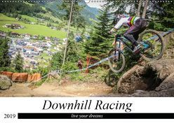 Downhill Racing (Wandkalender 2019 DIN A2 quer) von Fitkau,  Arne