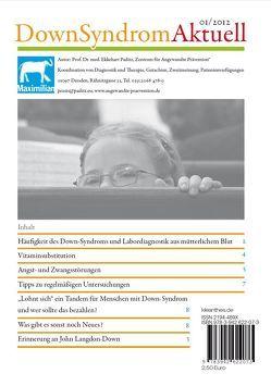 DownSyndromAktuell von Lindner,  Bettina, Neuhaus,  Sandra, Paditz,  Ekkehart