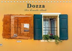 Dozza – Die bemalte Stadt (Tischkalender 2019 DIN A5 quer) von Zillich,  Bernd