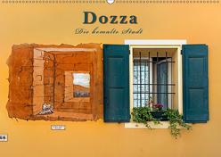 Dozza – Die bemalte Stadt (Wandkalender 2019 DIN A2 quer) von Zillich,  Bernd
