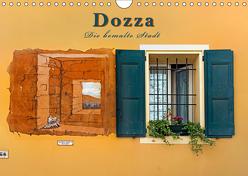 Dozza – Die bemalte Stadt (Wandkalender 2019 DIN A4 quer) von Zillich,  Bernd
