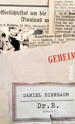 Dr. B. von Allenstein,  Ursel, Binder,  Hedwig M., Birnbaum,  Daniel