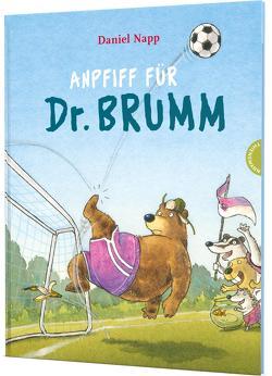 Dr. Brumm: Anpfiff für Dr. Brumm von Napp,  Daniel