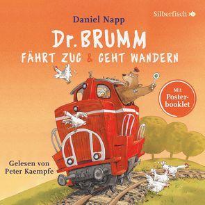 Dr. Brumm fährt Zug / Dr. Brumm geht wandern von Kaempfe,  Peter, Napp,  Daniel