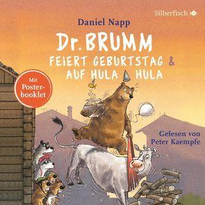 Dr. Brumm feiert Geburtstag / Dr. Brumm auf Hula Hula von Kaempfe,  Peter, Napp,  Daniel