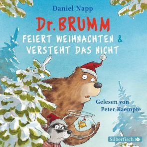 Dr. Brumm feiert Weihnachten / Dr. Brumm versteht das nicht von Kaempfe,  Peter, Napp,  Daniel, Pflug,  Jan-Peter