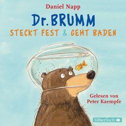 Dr. Brumm steckt fest / Dr. Brumm geht baden von Kaempfe,  Peter, Napp,  Daniel, Pflug,  Jan-Peter