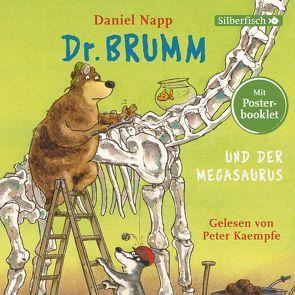 Dr. Brumm und der Megasaurus (Dr. Brumm ) von Kaempfe,  Peter, Napp,  Daniel