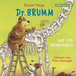 Dr. Brumm und der Megasaurus und weitere Geschichten (Dr. Brumm ) von Kaempfe,  Peter, Napp,  Daniel