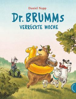 Dr. Brumms verrückte Woche von Napp,  Daniel