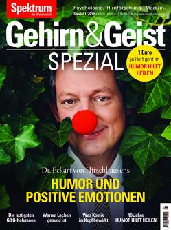Dr. Eckart von Hirschhausens Humor und positive Emotionen von Dr. von Hirschhausen,  Eckart