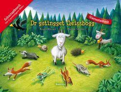 Dr gstingget Geissbogg von Mettler,  Patrick, Rhyner,  Roger