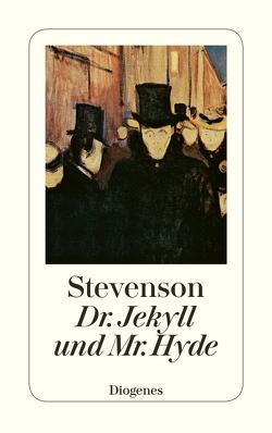Dr. Jekyll und Mr. Hyde von Stevenson,  Robert Louis, Thesing,  Curt