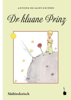 Dr kluane Prinz von Innerhofer,  Maridl, Saint-Exupéry,  Antoine de