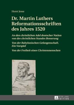 Dr. Martin Luthers Reformationsschriften des Jahres 1520 von Jesse,  Horst