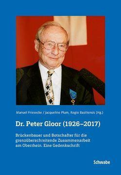 Dr. Peter Gloor (1926–2017) von Frieseke,  Manuel, Plum,  Jacqueline
