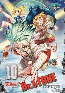 Dr. Stone 10 von Boichi, Inagaki,  Riichiro, Kowalsky,  Yuki