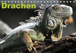 Drachen / Geburtstagskalender (Tischkalender immerwährend DIN A5 quer) von Stanzer,  Elisabeth