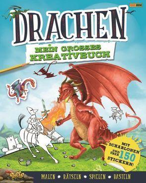 Drachen: Mein großes Kreativbuch