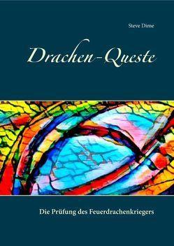 Drachen-Queste von Dime,  Steve