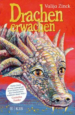 Drachenerwachen von Sperber,  Annabelle von, Zinck,  Valija