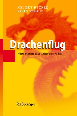 Drachenflug von Becker,  Helmut, Straub,  Niels