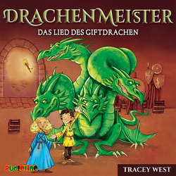 Drachenmeister (5) von Diakow,  Tobias, West,  Tracey