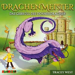 Drachenmeister (8) von Diakow,  Tobias, West,  Tracey