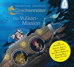 Drachenreiter – Die Vulkan-Mission von Fowler,  David, Funke,  Cornelia