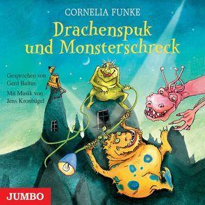 Drachenspuk und Monsterschreck von Baltus,  Gerd, Funke,  Cornelia