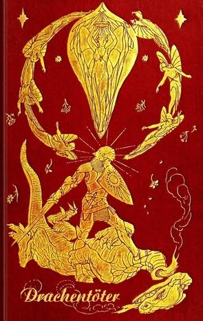 Drachentöter (Notizbuch) von Rose,  Luisa