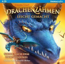 Drachenzähmen leicht gemacht (10). Suche nach dem Drachenjuwel von Cowell,  Cressida, Dürr,  Karlheinz, Weber,  Benedikt