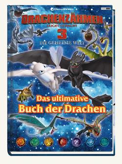Drachenzähmen leicht gemacht 3: Die geheime Welt: Die große Drachenenzyklopädie