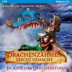 Drachenzähmen leicht gemacht (7). Im Auge des Drachensturms von Cowell,  Cressida, Weber,  Benedikt